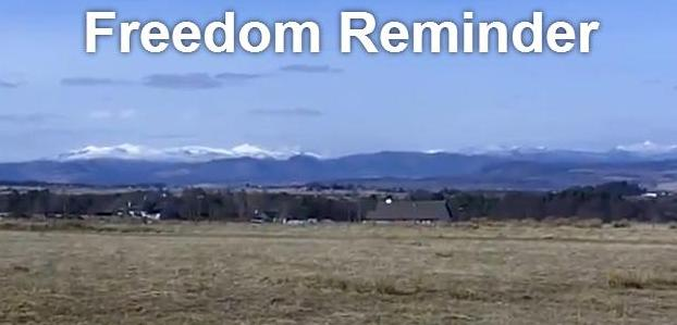 Freedom Reminder