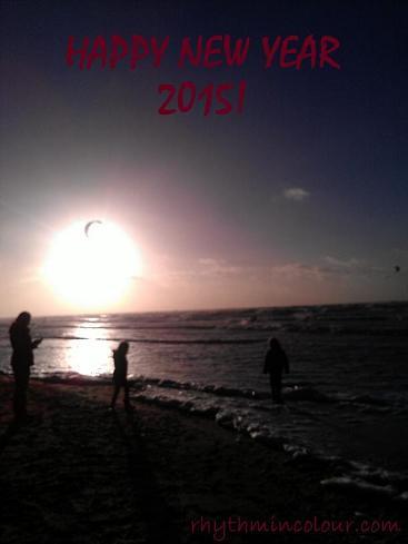 Happy New Year 2015 ~ Witnessed Desires