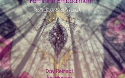 29th Jan Feminine Embodiment Day Retreat