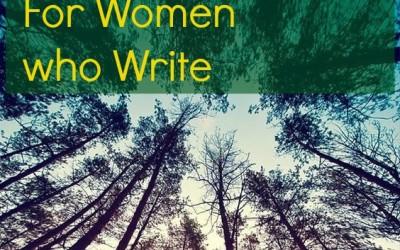 For Women Who Write Retreat