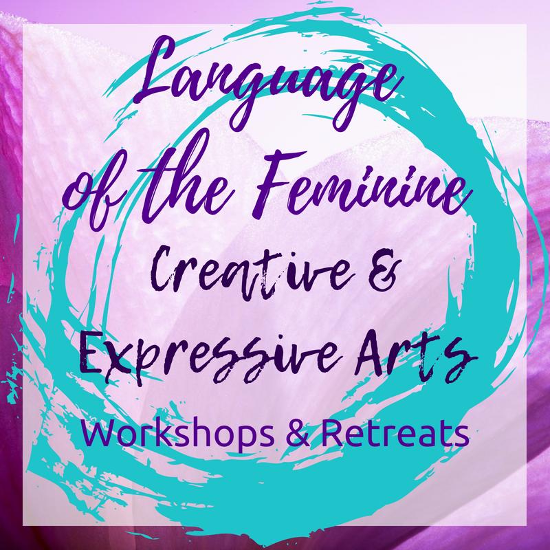 Language of the Feminine – Creative & Expressive Arts | Jane